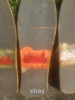 Vintage jason jessee skateboard deck, neptune original 1989