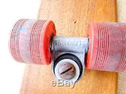 Vintage original H. H. WEBB & CO LTD GT skateboard Blackwood WEBBCRAFT old deck