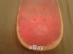 Vintage original Powell Peralta Rodney Mullen Chess Freestyle Skateboard Deck