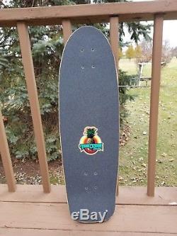 Vintage skateboard deck G&S Doug Pineapple Saladino OG old school