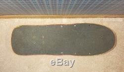 Vintage skateboard deck Powell Peralta Mike Vallely HOT PINK! OG 80's old school