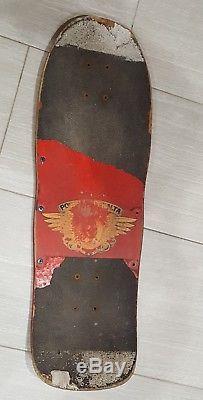 Vintage skateboard deck Powell Peralta Mike Vallely OG 80's old school