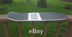 Vintage skateboard deck Vision Shredder 10 Concave early version Nice