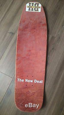 Vintage skateboard decks