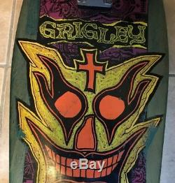 Vision Grigley III Skateboard Deck with Independent Truck 31 x 9.5