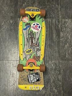 Vision Marty Jimenez Skate Board Vintage G & S Jinx Rare HTF Ships Fast Today