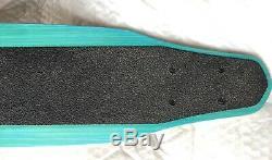 Vtg G&S Fibreflex Cut Out Slalom Skateboard Deck 1970s Rare Old School
