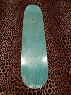 World Industries Bong Flameboy Wet Willy 8.25 Skateboard Deck Rare
