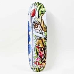 World Industries Jovantae Turner NAPPING NEGRO Skateboard Deck