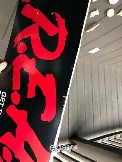 Wu Tang Clan skateboard deck Wutang Skate DARE supreme HIP HOP ODB RZA GZA