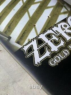 Zero Gold Edition'Smith Grind' Sample Deck Signed By Jamie Thomas RARE
