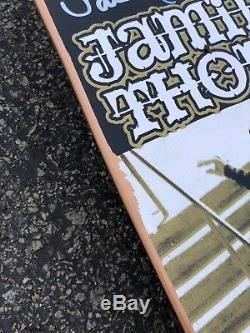Zero Skateboards Jamie Thomas signed'Smith Grind' RARE