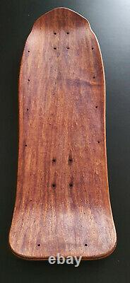 Zorlac Pushead Skateboard Deck Metallica. Rare 80s oldschool Board