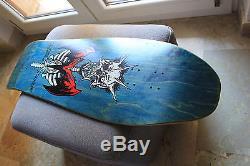 Zorlac Torso Deck Craig johnson model. Mint condition! Skateboard. Vintage